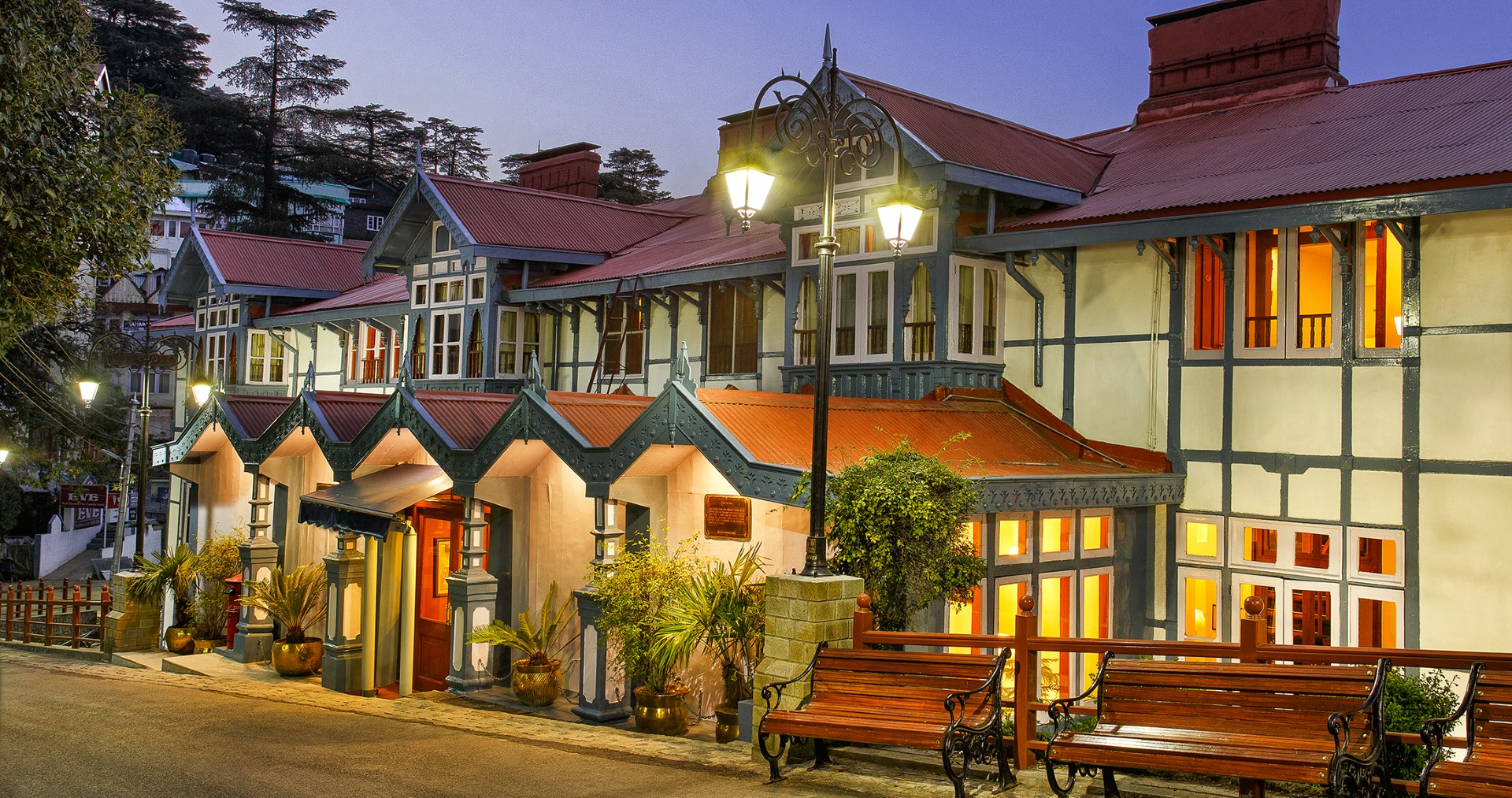 Welcome to Clarkes Hotel Shimla