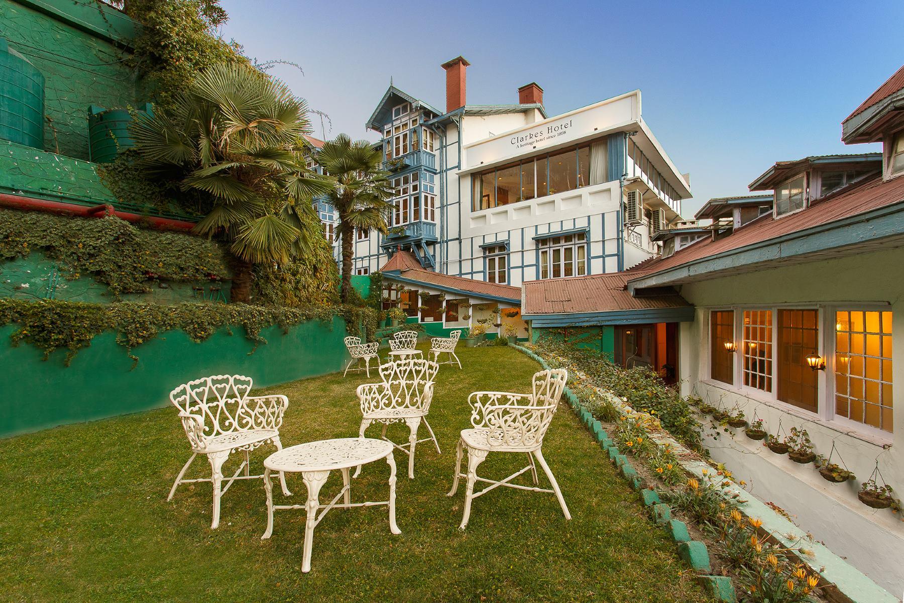 Clarkes Hotel Shimla Garden